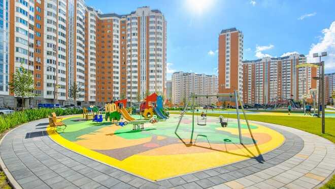 Город-парк «Переделкино Ближнее» Старт продаж нового корпуса!